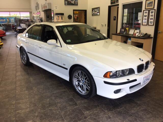 2002 BMW M5 for sale at European Performance in Raleigh NC