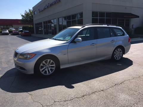 2007 BMW 3 Series for sale at European Performance in Raleigh NC