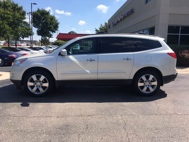 2012 Chevrolet Traverse for sale at European Performance in Raleigh NC