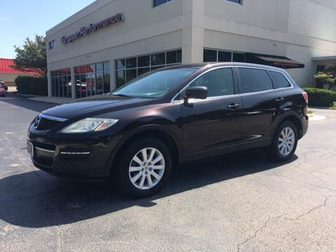2009 Mazda CX-9 for sale at European Performance in Raleigh NC