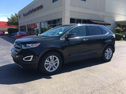 2015 Ford Edge for sale at European Performance in Raleigh NC