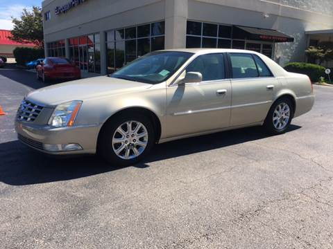2008 Cadillac DTS for sale in Raleigh, NC