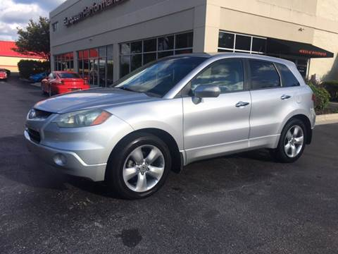 2007 Acura RDX for sale at European Performance in Raleigh NC