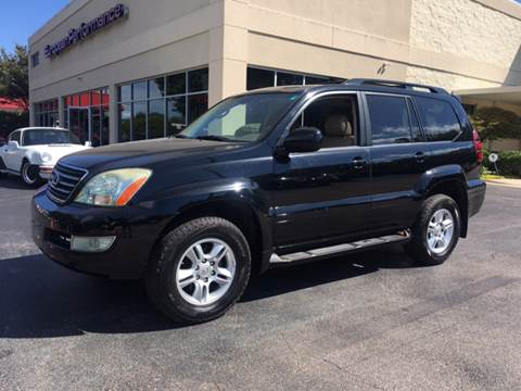 2007 Lexus GX 470 for sale at European Performance in Raleigh NC