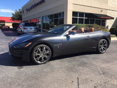 2011 Maserati GranTurismo for sale at European Performance in Raleigh NC