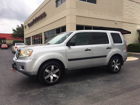 2009 Honda Pilot for sale at European Performance in Raleigh NC