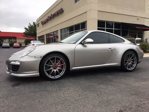2012 Porsche 911 for sale at European Performance in Raleigh NC