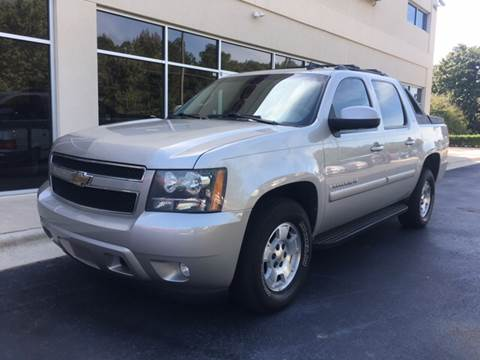 2008 Chevrolet Avalanche for sale in Raleigh, NC