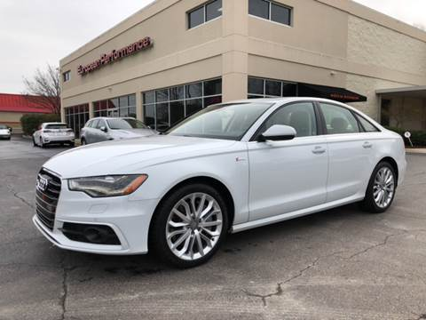 2014 Audi A6 for sale at European Performance in Raleigh NC