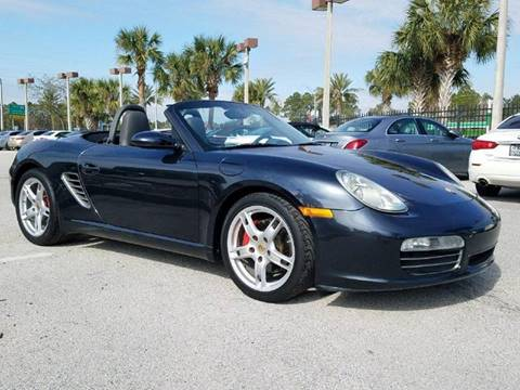 2007 Porsche Boxster for sale at European Performance in Raleigh NC