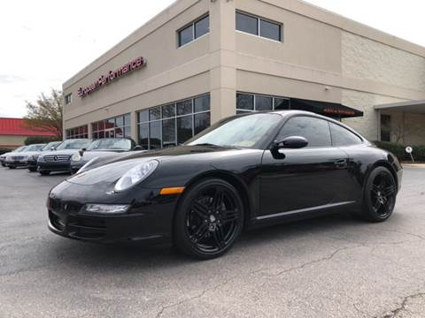 2005 Porsche 911 for sale at European Performance in Raleigh NC