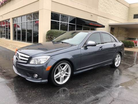2009 Mercedes-Benz C-Class for sale at European Performance in Raleigh NC