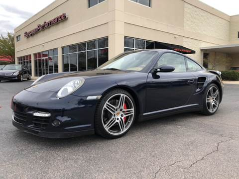 2007 Porsche 911 for sale at European Performance in Raleigh NC