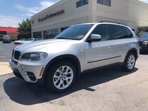 2011 BMW X5 for sale at European Performance in Raleigh NC