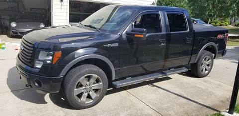 2012 Ford F-150 for sale at European Performance in Raleigh NC