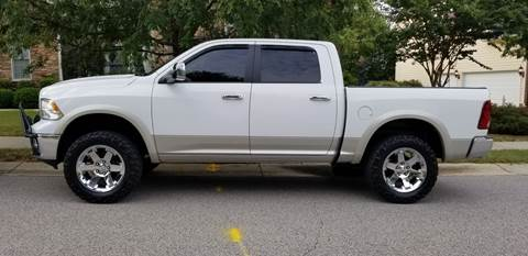 2011 RAM Ram Pickup 1500 for sale at European Performance in Raleigh NC