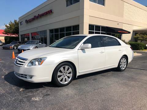 2006 Toyota Avalon for sale at European Performance in Raleigh NC