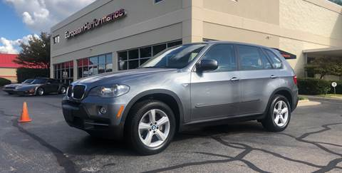 2010 BMW X5 for sale at European Performance in Raleigh NC