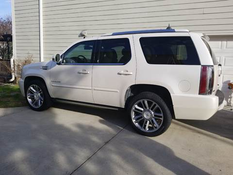 2012 Cadillac Escalade for sale at European Performance in Raleigh NC