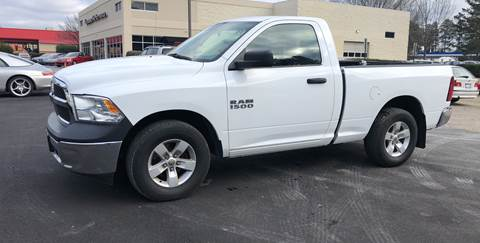 2015 RAM Ram Pickup 1500 for sale at European Performance in Raleigh NC