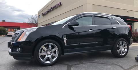 2010 Cadillac SRX for sale at European Performance in Raleigh NC