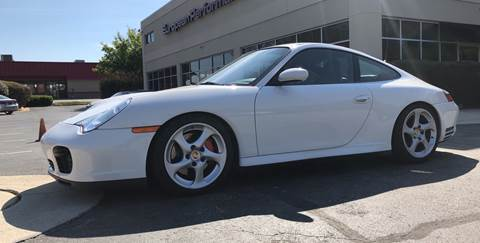 2004 Porsche 911 for sale in Raleigh, NC