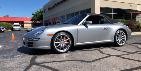 2008 Porsche 911 for sale in Raleigh, NC