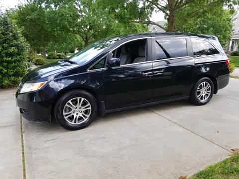 2011 Honda Odyssey for sale at European Performance in Raleigh NC