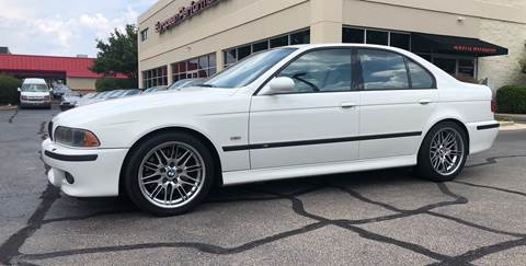 2001 BMW M5 for sale at European Performance in Raleigh NC