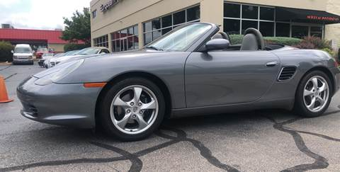 2003 Porsche Boxster for sale in Raleigh, NC