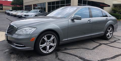 2013 Mercedes-Benz S-Class S 550 for sale at European Performance in Raleigh NC