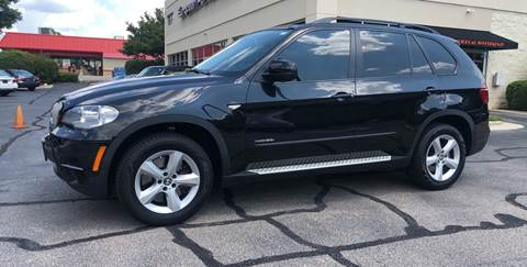 2013 BMW X5 xDrive50i for sale at European Performance in Raleigh NC
