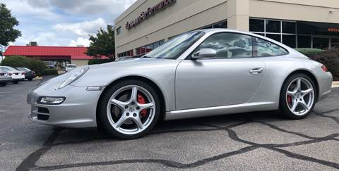 2005 Porsche 911 Carrera S for sale at European Performance in Raleigh NC