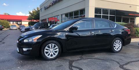 2015 Nissan Altima 2.5 S for sale at European Performance in Raleigh NC