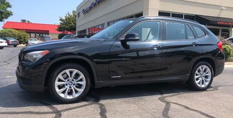 2014 BMW X1 xDrive28i for sale at European Performance in Raleigh NC