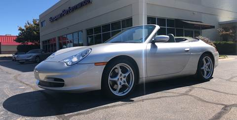 2002 Porsche 911 for sale in Raleigh, NC