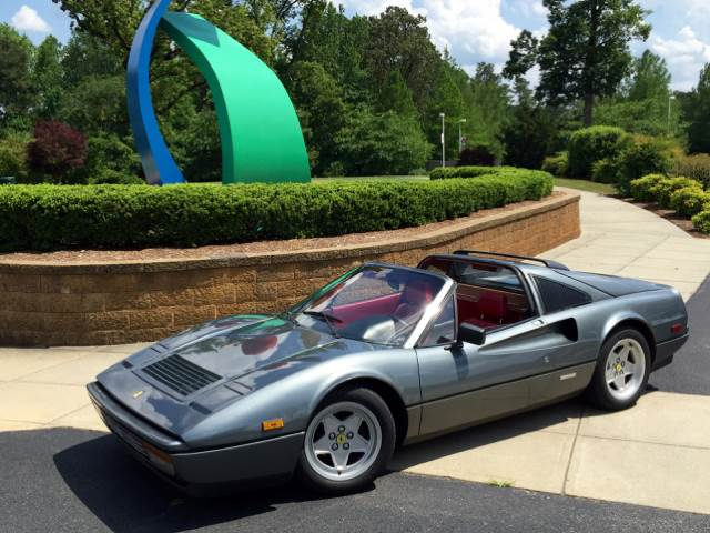 1986 Ferrari 328 GTS for sale at European Performance in Raleigh NC