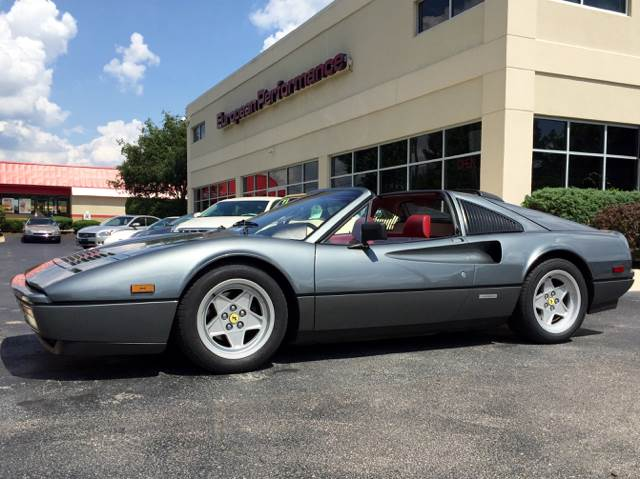 1986 Ferrari 328 GTS In Raleigh NC - European Performance