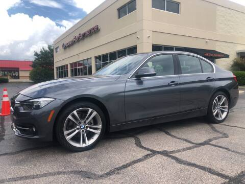 2017 BMW 3 Series for sale at European Performance in Raleigh NC