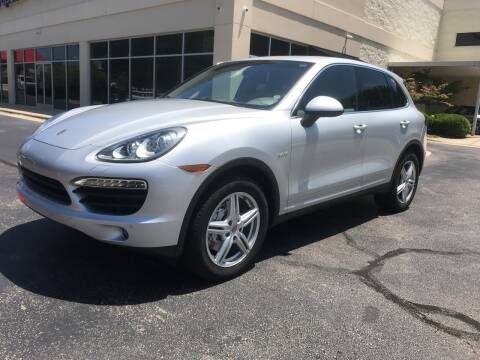 2011 Porsche Cayenne for sale at European Performance in Raleigh NC