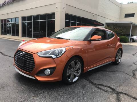 2013 Hyundai Veloster for sale at European Performance in Raleigh NC