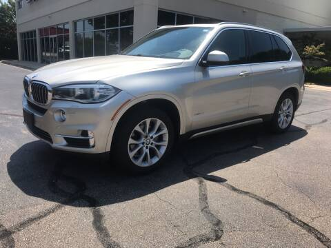 2015 BMW X5 for sale at European Performance in Raleigh NC