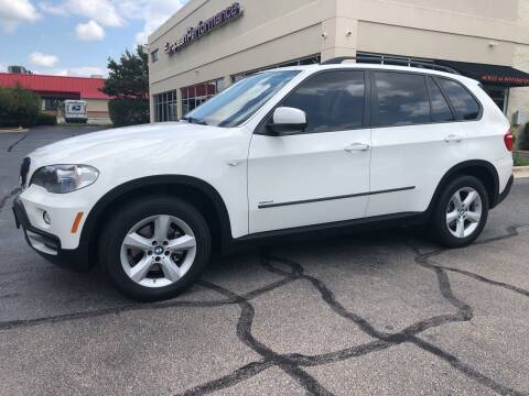 2008 BMW X5 for sale at European Performance in Raleigh NC