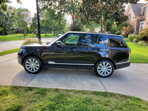 2015 Land Rover Range Rover for sale at European Performance in Raleigh NC