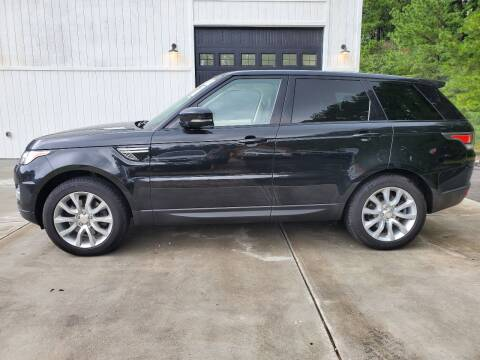 2014 Land Rover Range Rover Sport for sale at European Performance in Raleigh NC