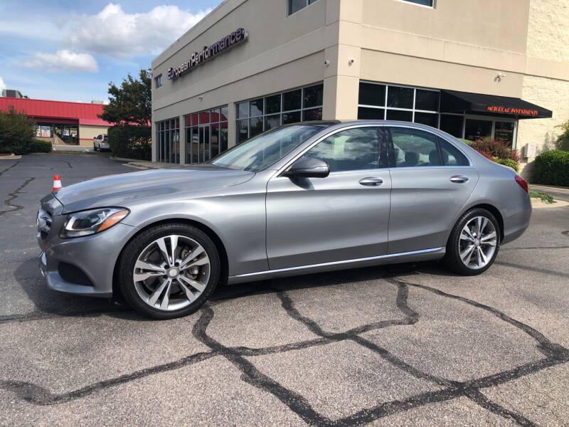 2015 Mercedes-Benz C-Class for sale at European Performance in Raleigh NC