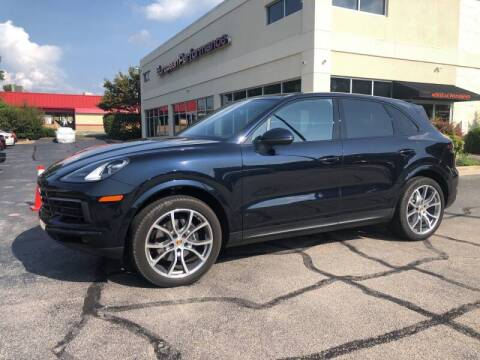 2019 Porsche Cayenne for sale at European Performance in Raleigh NC