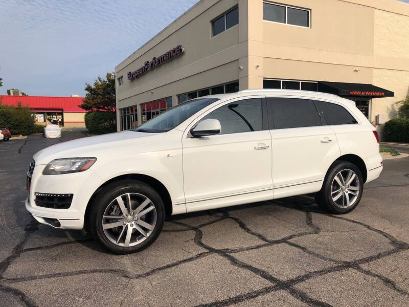 2014 Audi Q7 for sale at European Performance in Raleigh NC