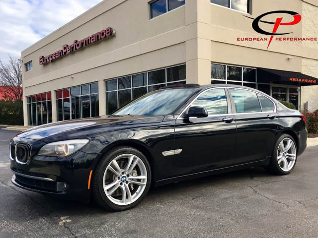 BMW Series I In Raleigh NC European Performance - 750i bmw price