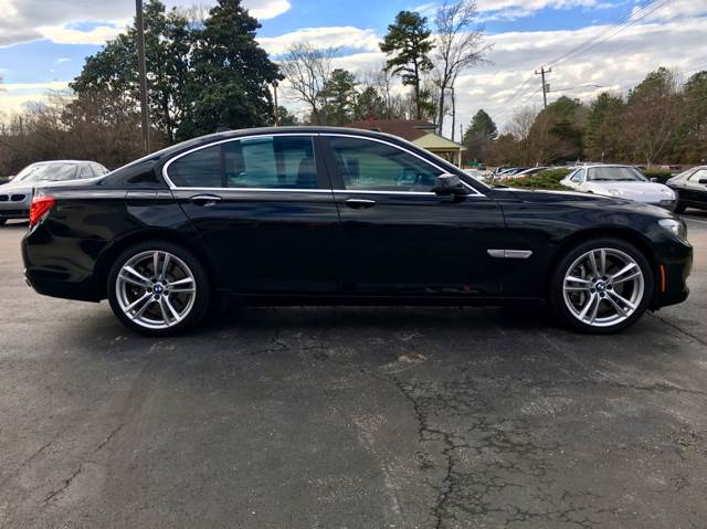 2011 BMW 7 Series for sale at European Performance in Raleigh NC